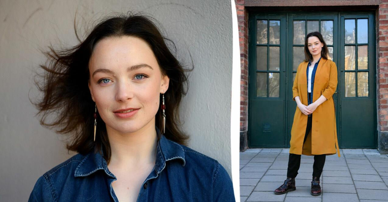 Amalia Holm gör filmsuccé i världen.