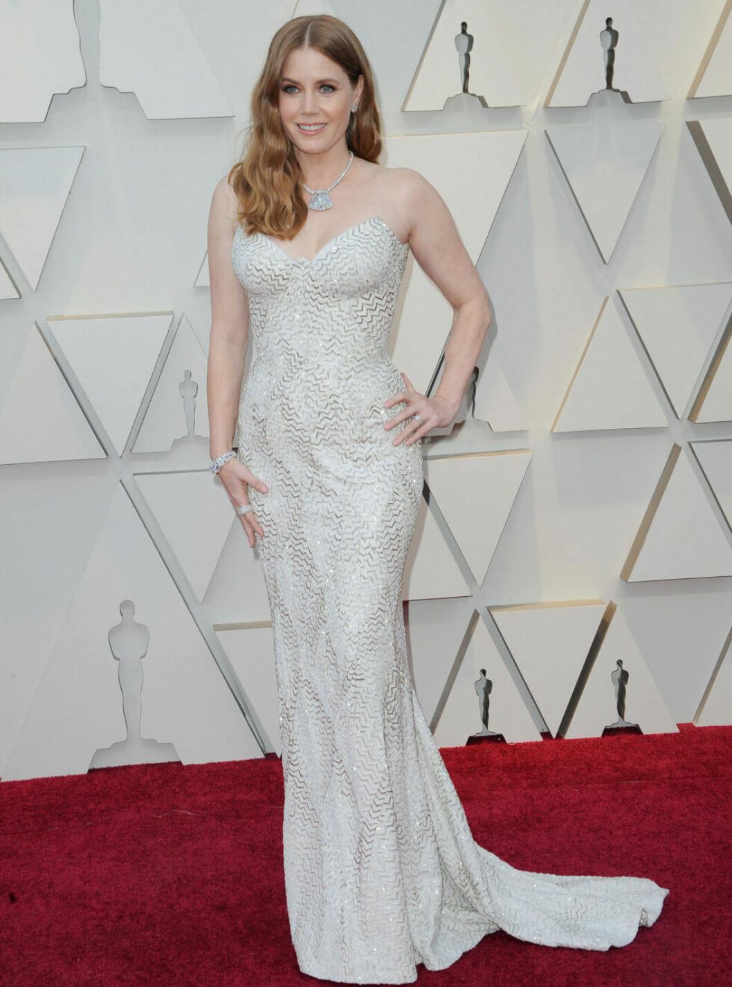 Amy Adams Oscarsgalan 2019.