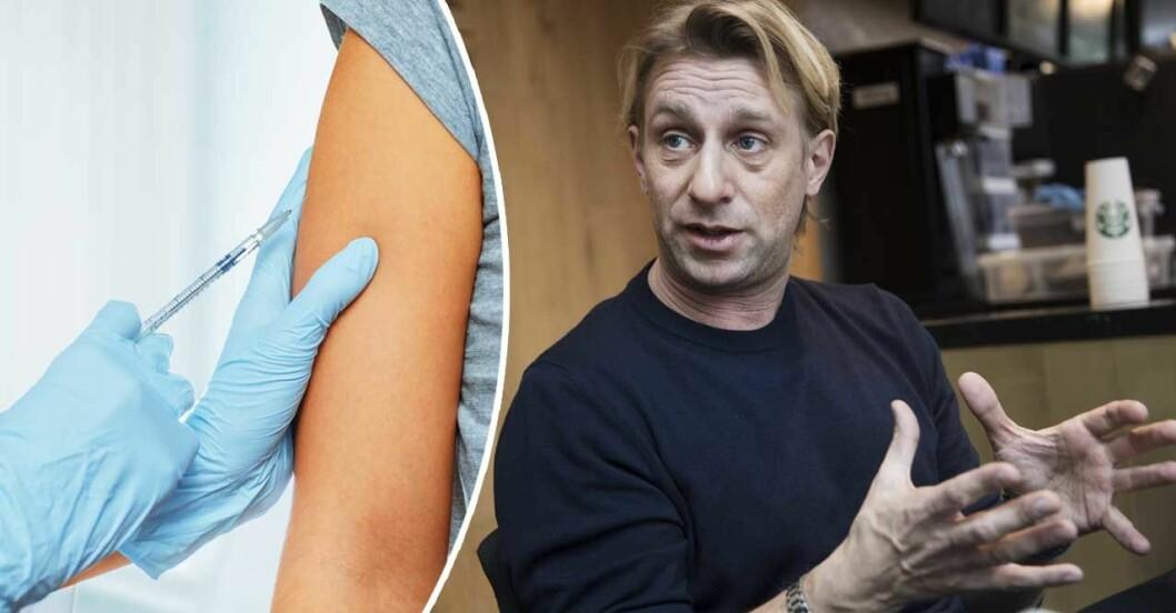 Anders Hansen om vaccin