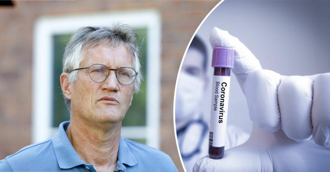 Anders Tegnell om coronaviruset