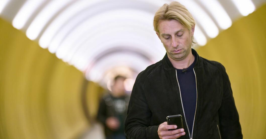 Anders Hansen förklarar vad telefonerna gör med våra hjärnor.