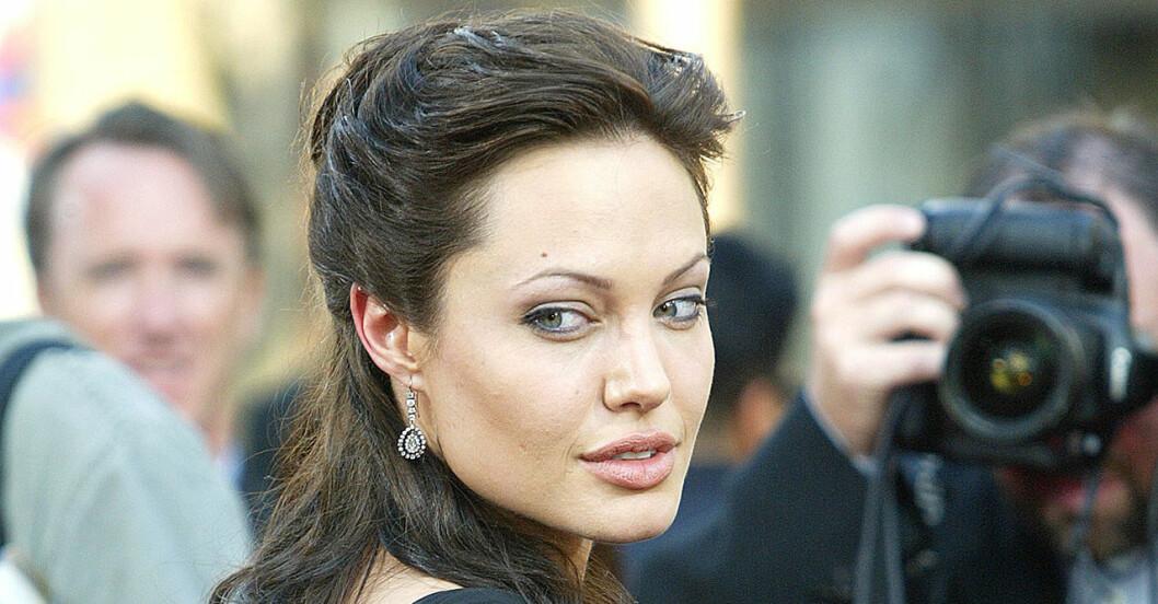 Angelina Jolie har inte regisserat sedan 2017.