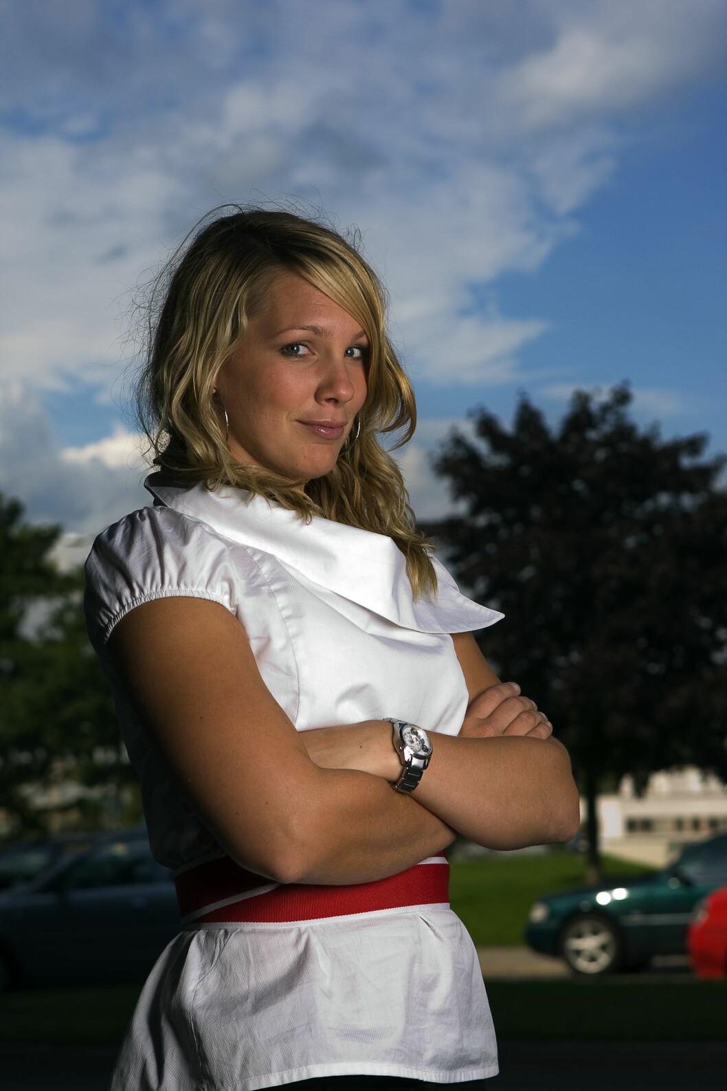 Anna Brolin ung