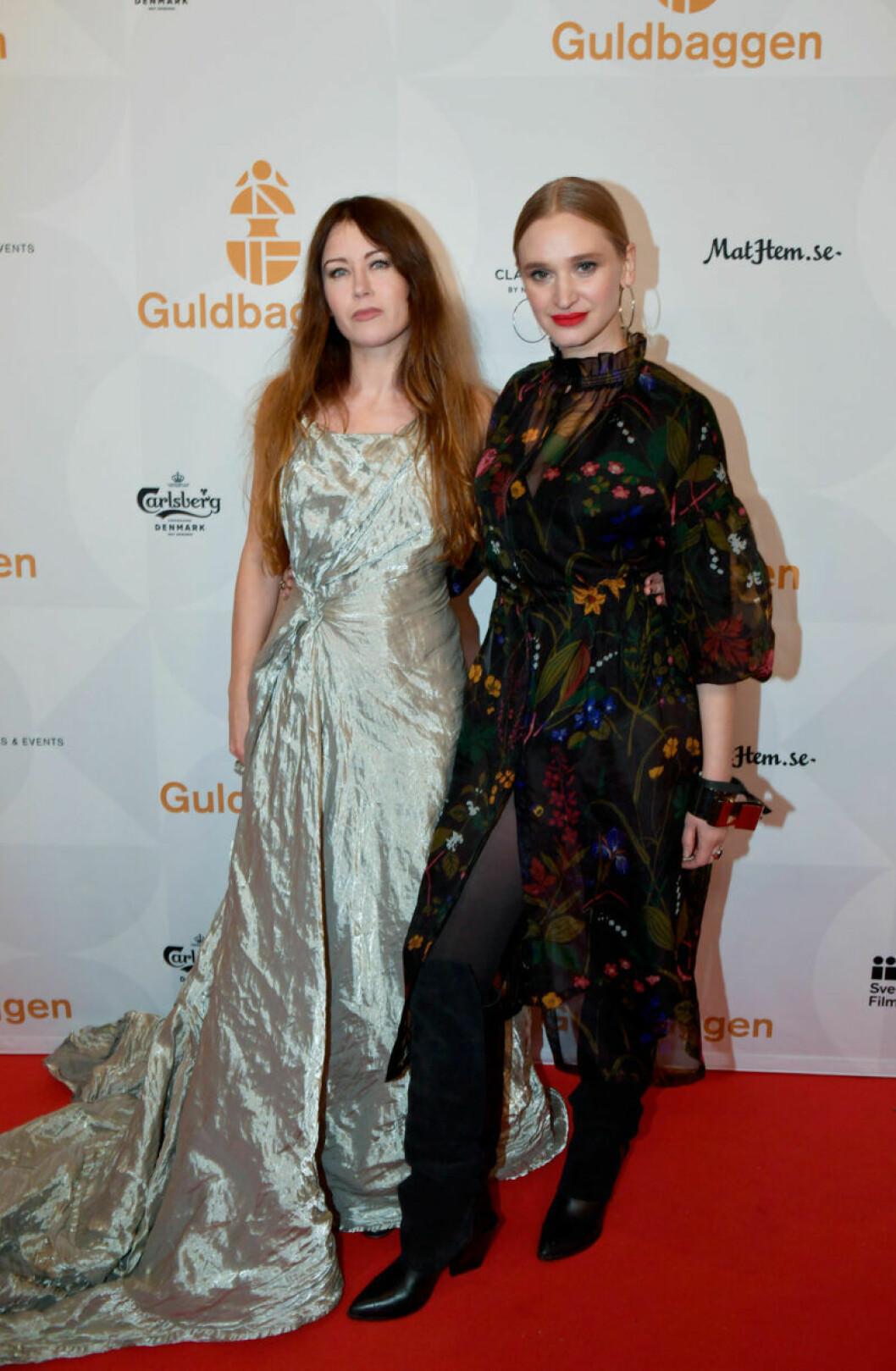 Röda mattan, Anna Odell och Vera Vitali