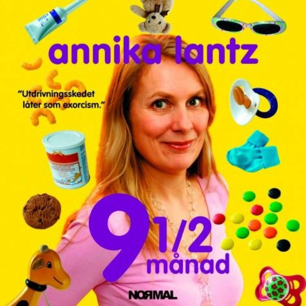 9½ månad av Annika Lantz (Akvedukt).