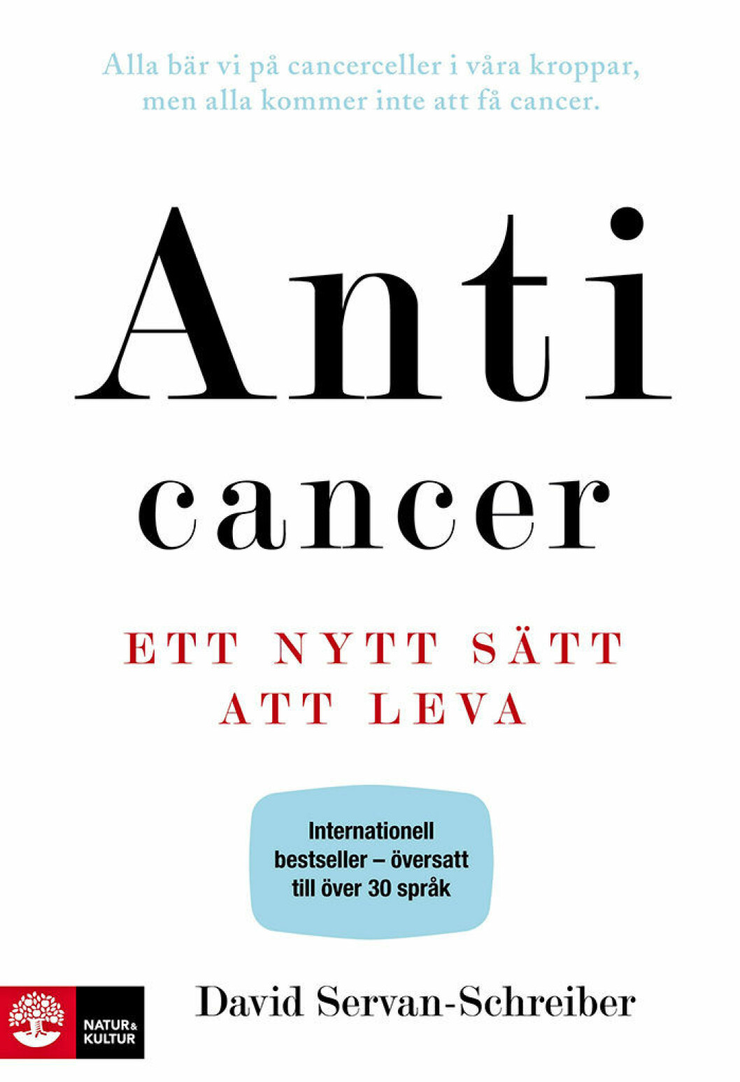 Anticancer av David Servan-Schreiber
