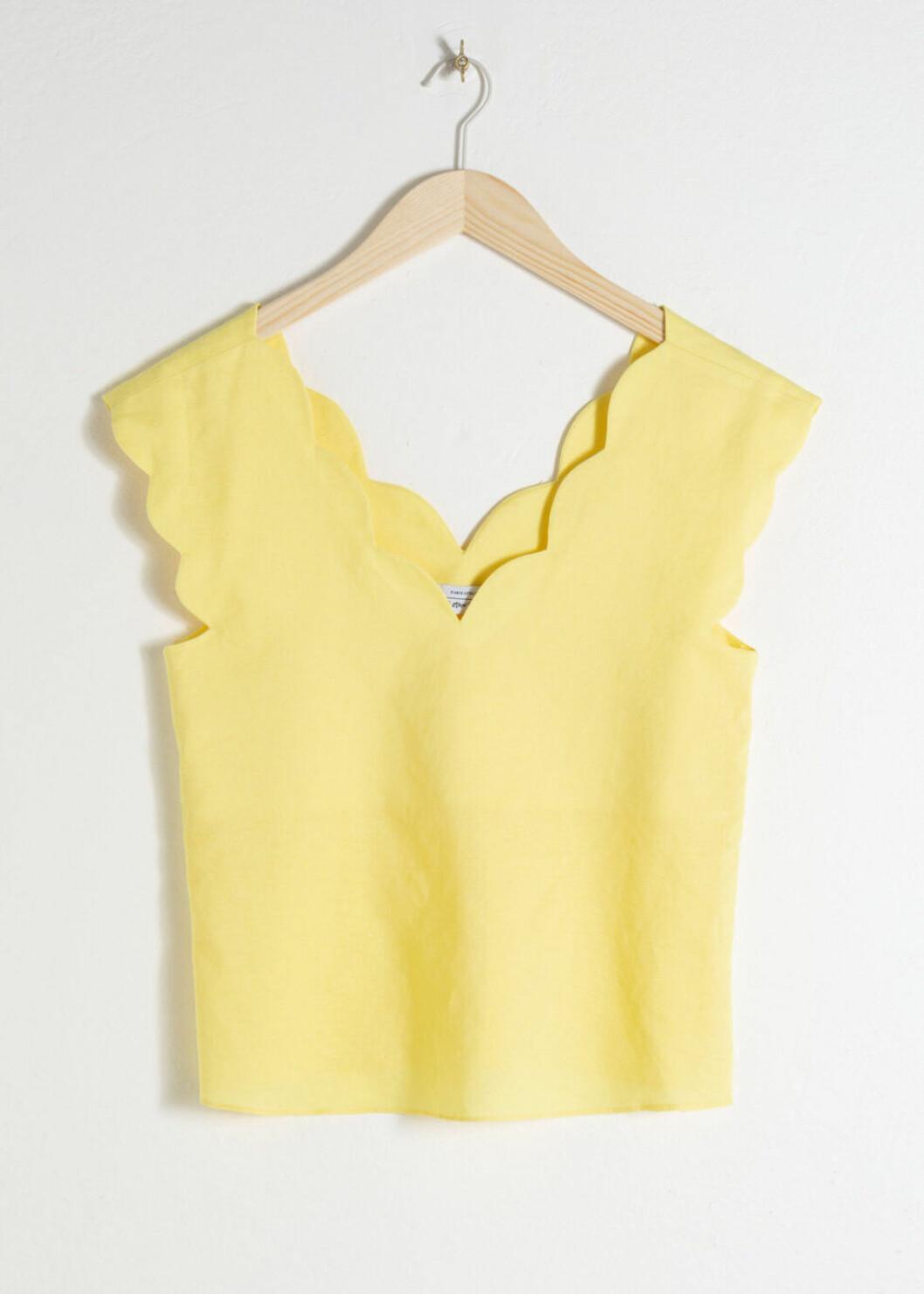 gula kläder 2019