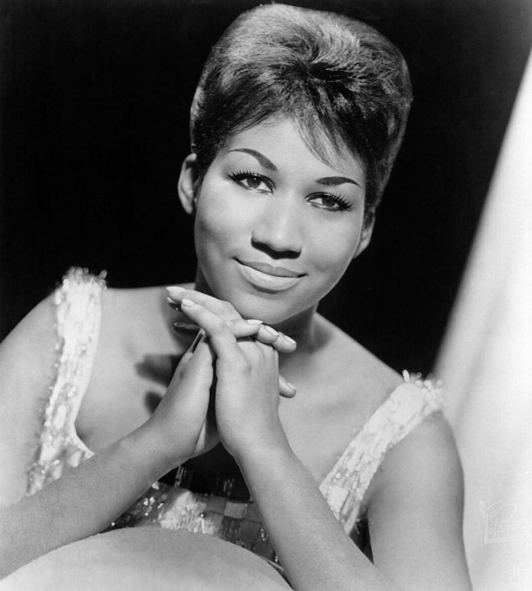 Aretha Franklin 1964.