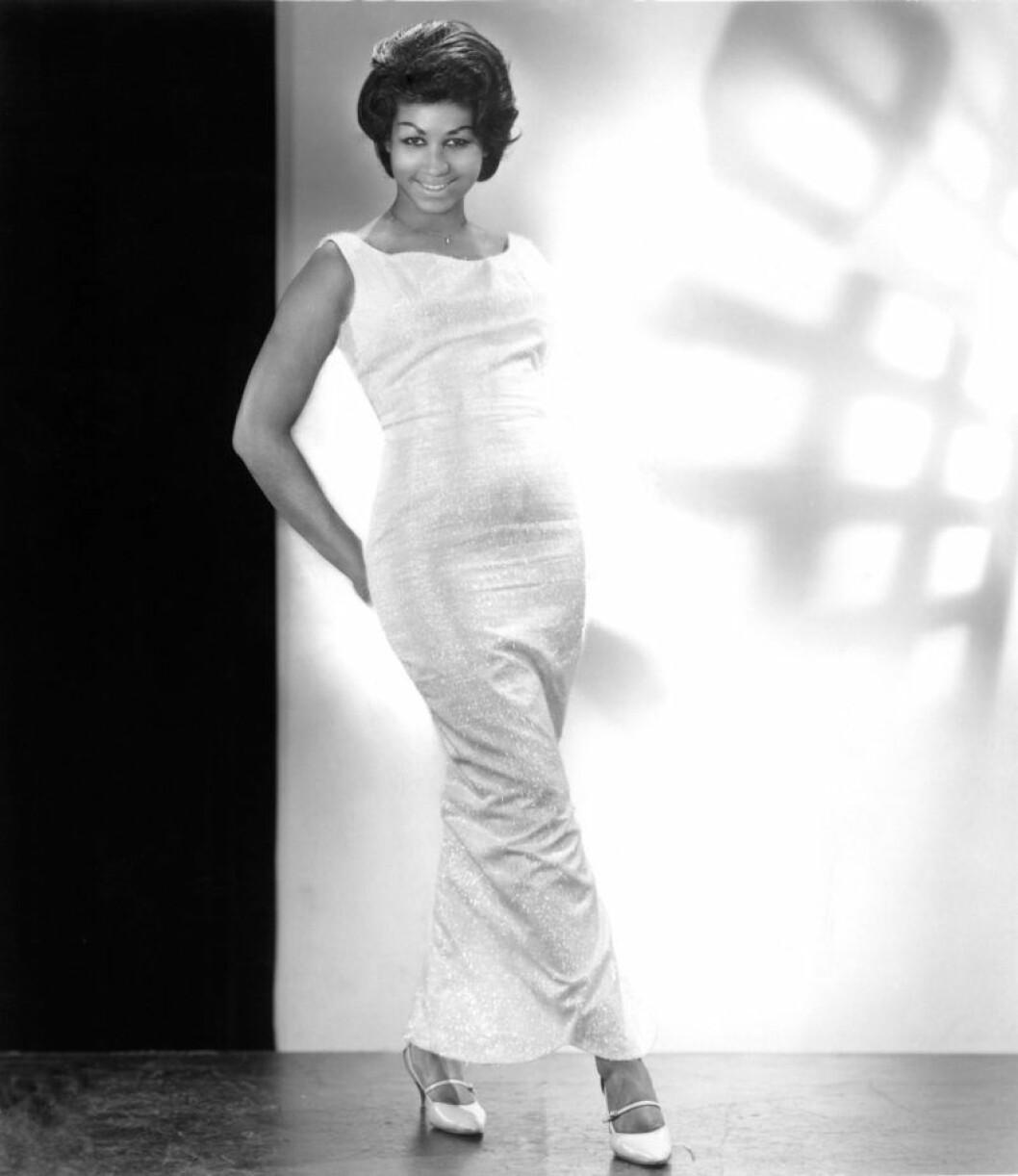 Aretha Franklin 1965.