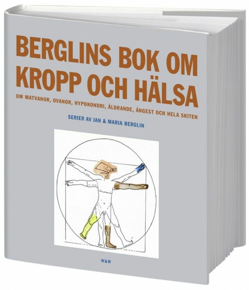 SERIEBOK ❤❤❤❤❤ Berglins bok om kropp och hälsa. Läs recensionen här »