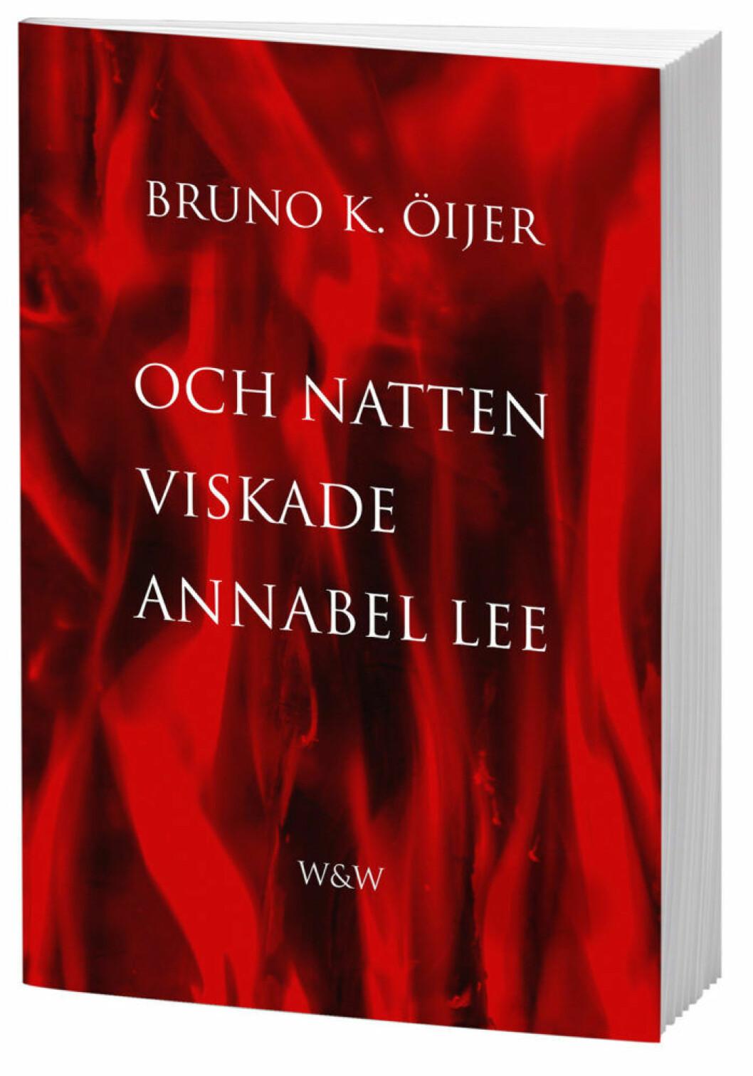 POESI ❤❤❤❤❤ Och natten viskade Annabel Lee. Läs recensionen här »