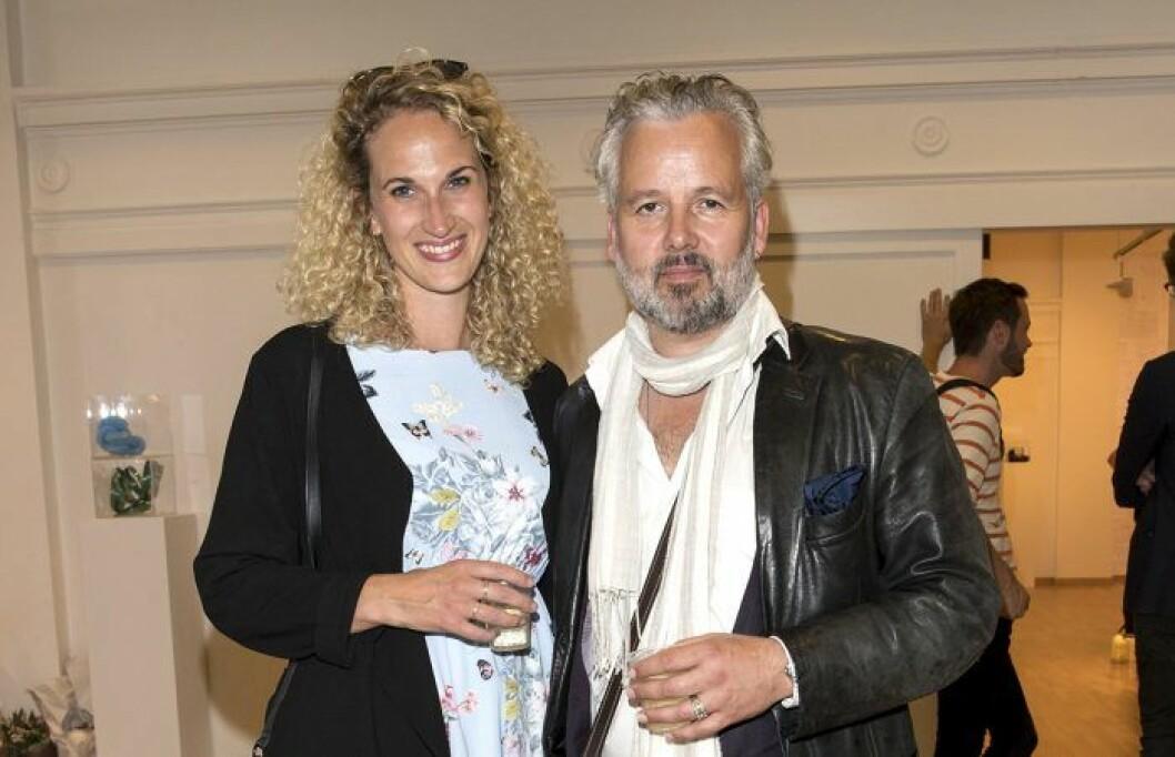 Ari Behn med flickvännen Ebba Rysst Heilmann