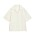 benvit kortärmad skjorta med vida ärmar och rak passform. Skjorta från Arket.