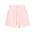 Ljusrosa shorts i frotté från Arket.