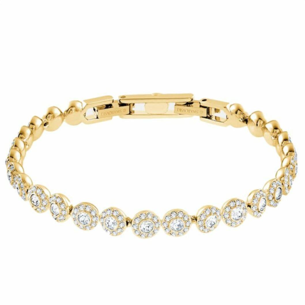 Armband med kristaller
