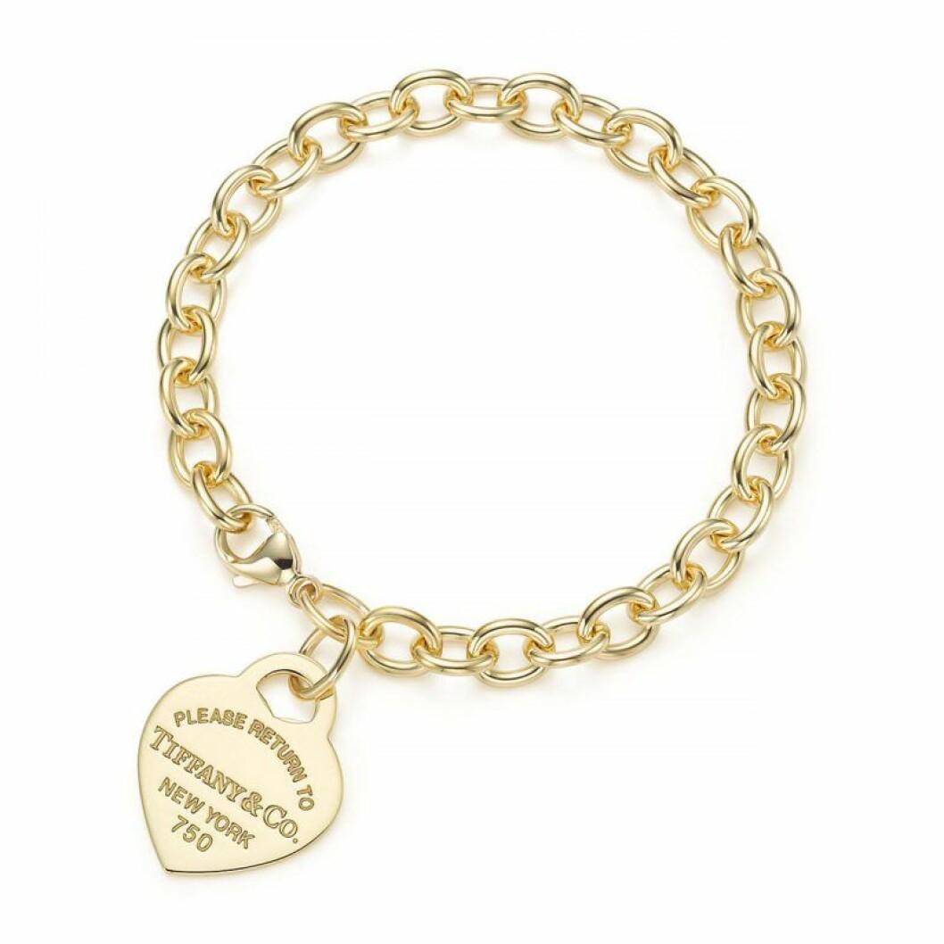 Armbandet Return to Tiffany finns i adventskalendern från Tiffany & Co