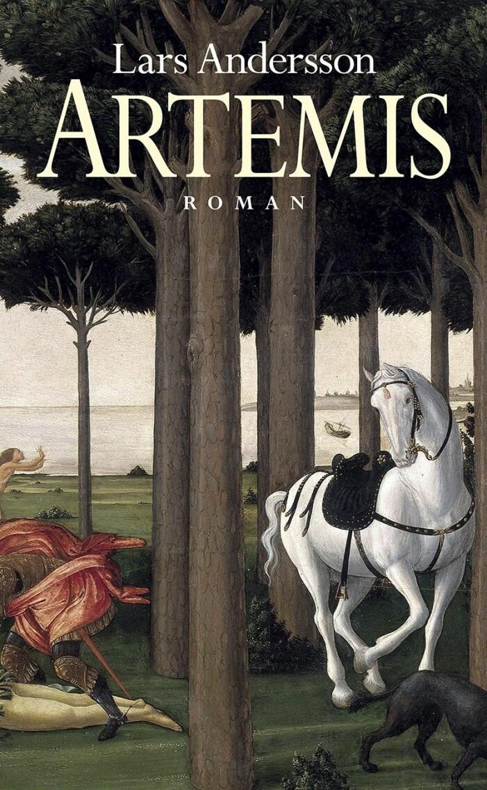 Boken Artemis av Lars Andersson