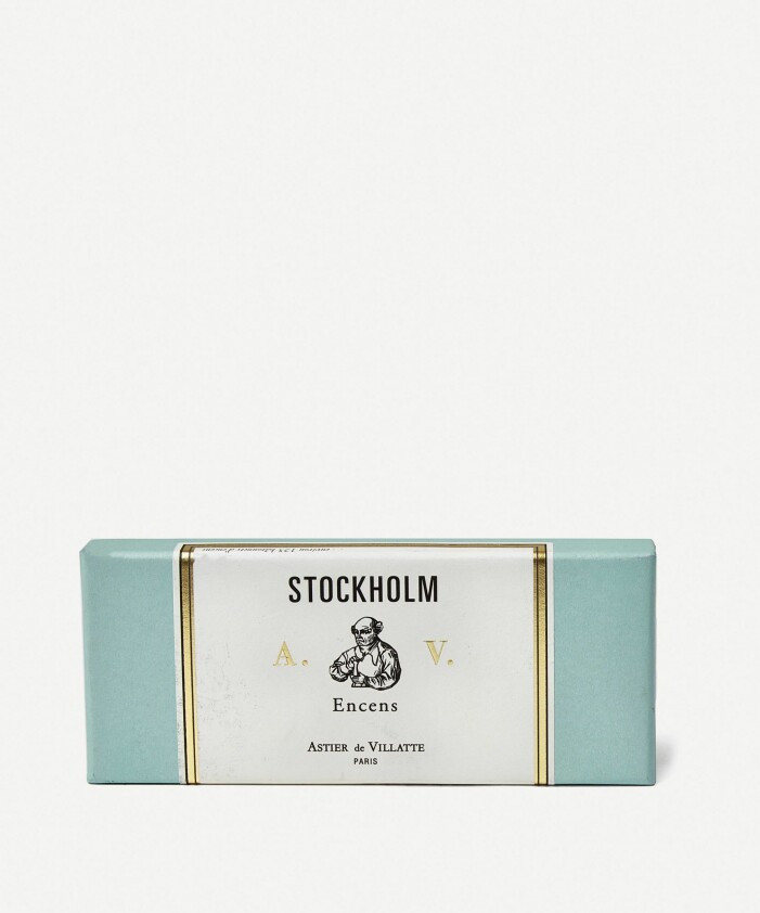 rökelse inspirerad av stockholm