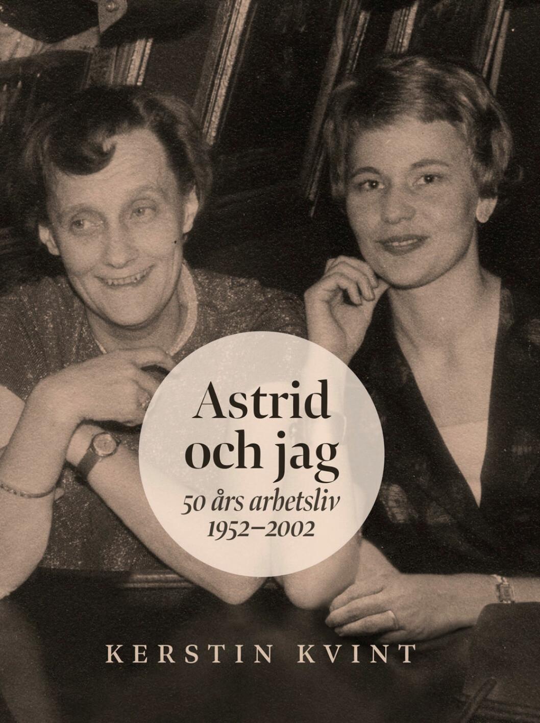 Ny bok om Astrid Lindgren av Kerstin Kvint