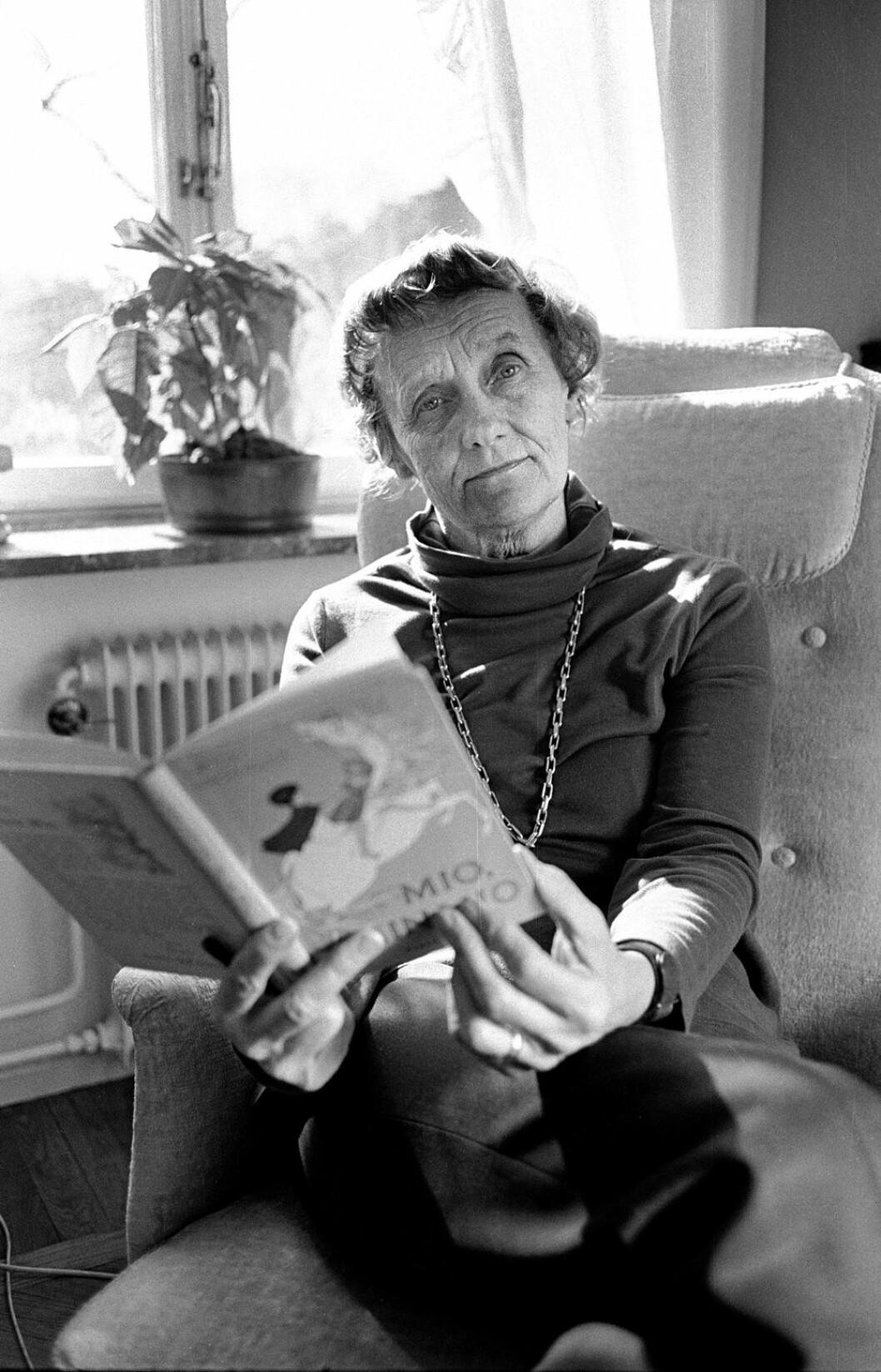Astrid Lindgren Mio min Mio