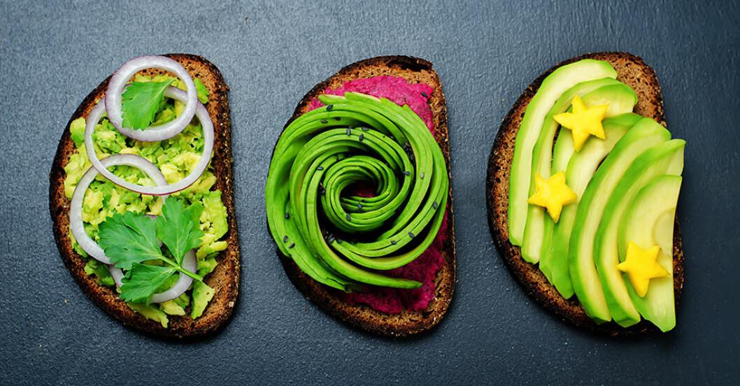 Ät avokado varje dag i ny studie