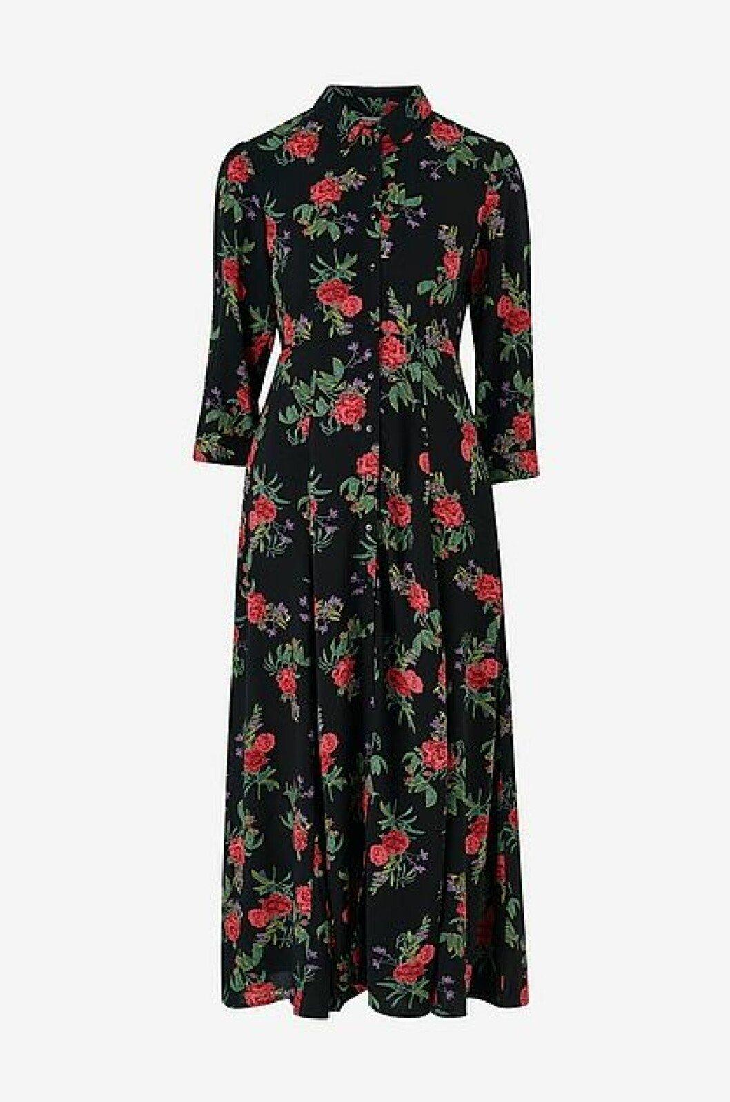 Blommig klänning från Ellos