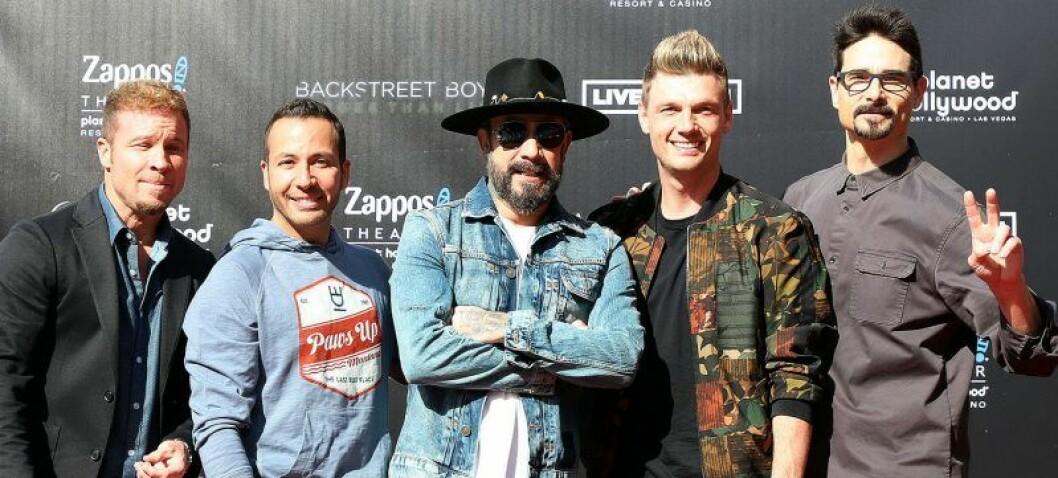 Backstreet Boys 2019.