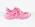 Chunky sneakers med snörning, helt i knallrosa. Sneakers från Balenciaga.