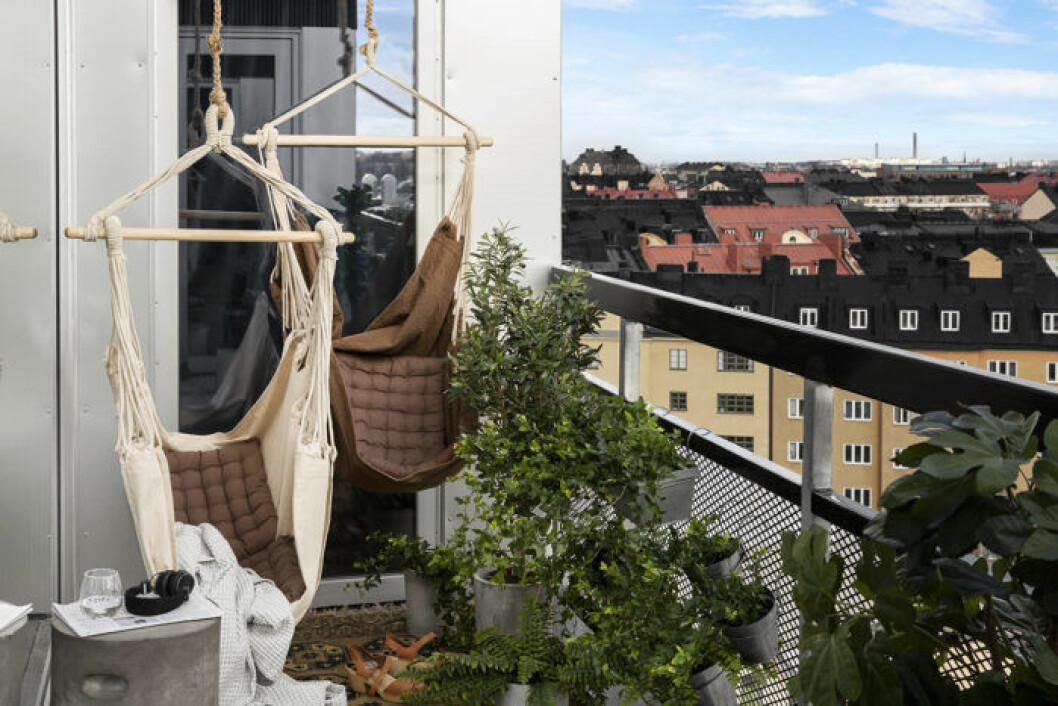 Granits nyheter till balkongen sommaren 2019