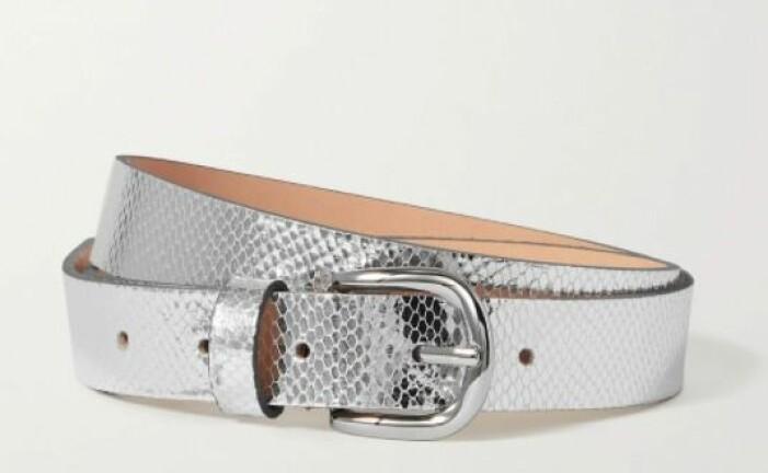 Bälte silver från Isabel Marant