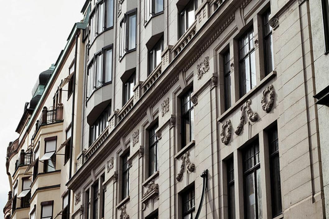 Bank Hotel på Blasieholmen i Stockholm