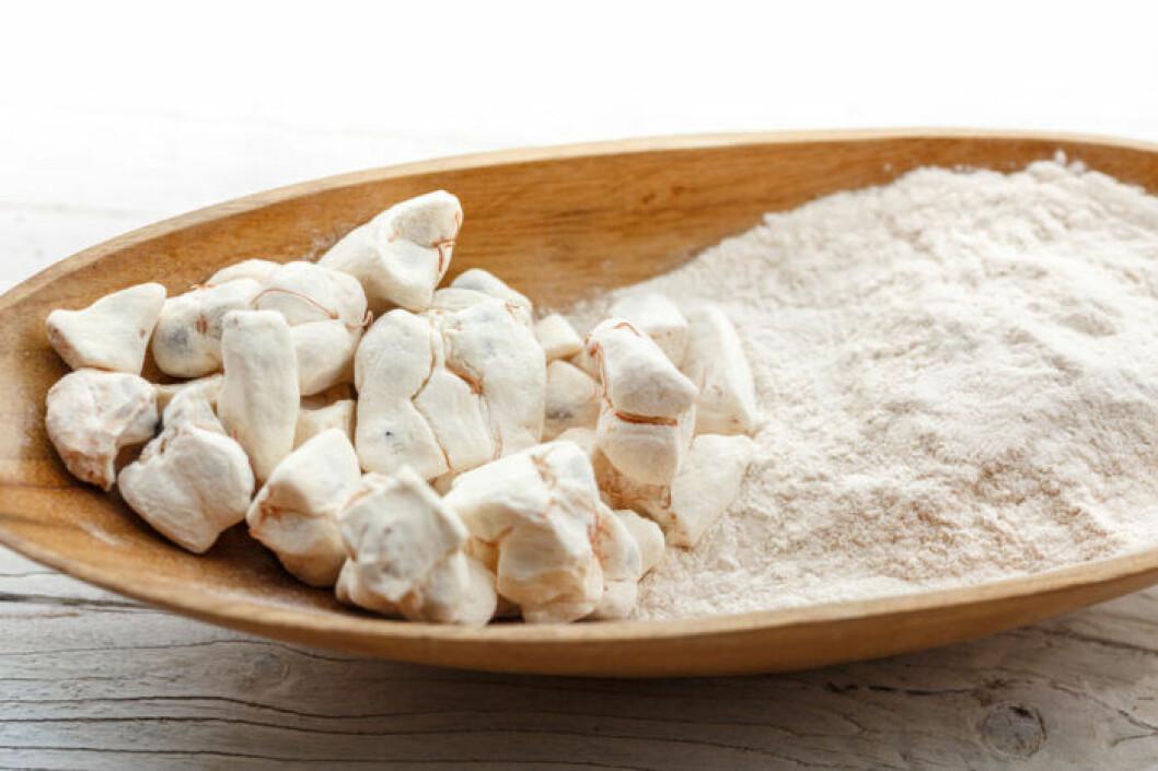 Baobab säljs ofta som superfood i pulverform.
