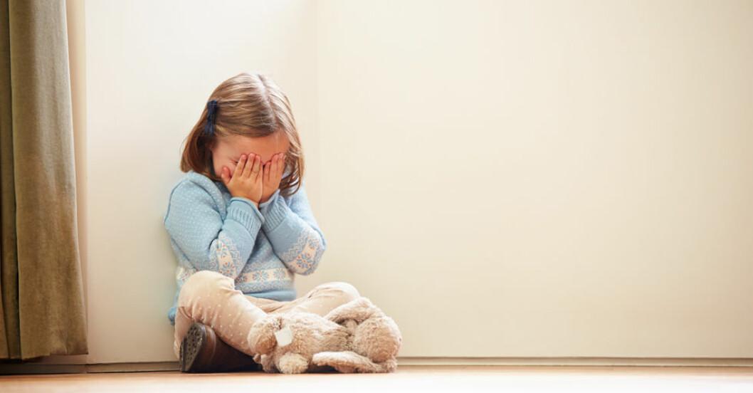 Förminska aldrig ditt barns känslor