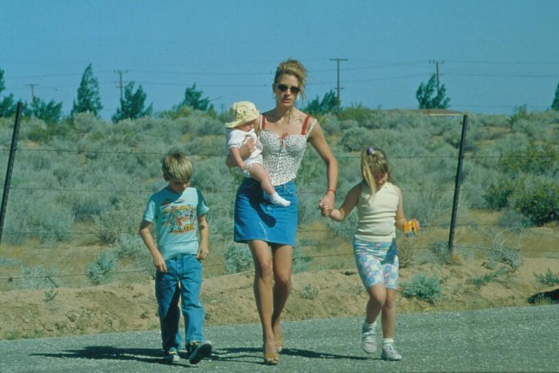 Julia Roberts i filmen Erin Brockovich