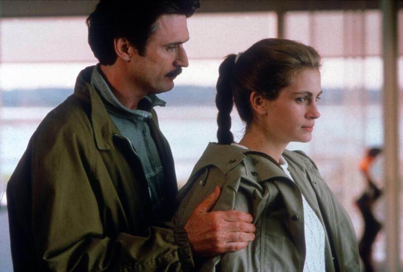 Julia Roberts i filmen Sova med fienden