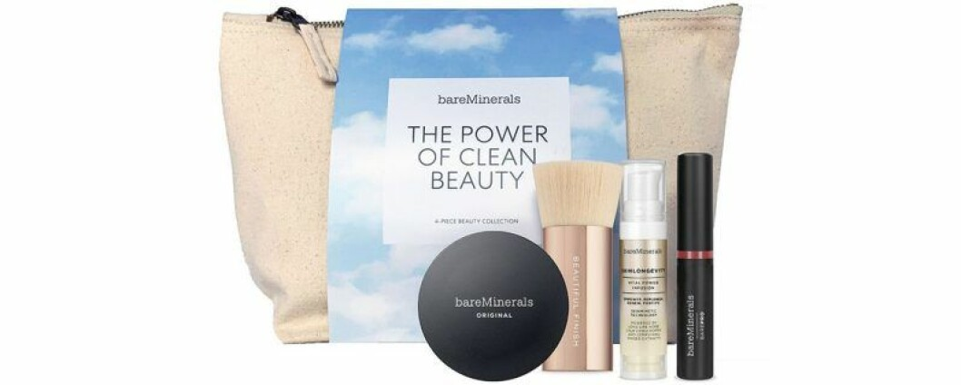 Beauty kit från bareMinerals