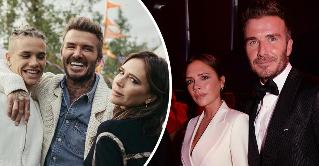 Familjen Beckham får en egen realityserie på Netflix