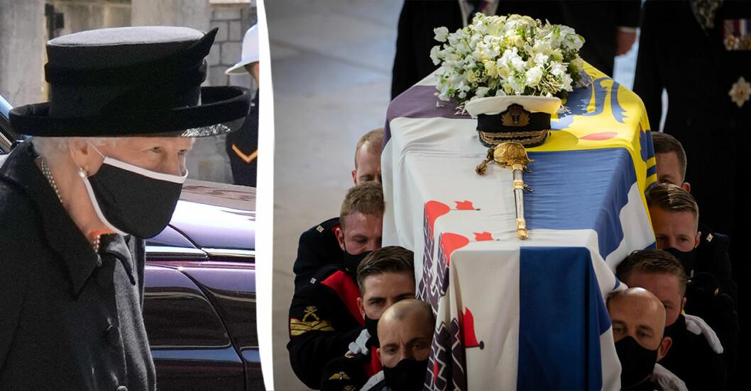 Drottning Elizabeths make prins Philip blev 99 år.