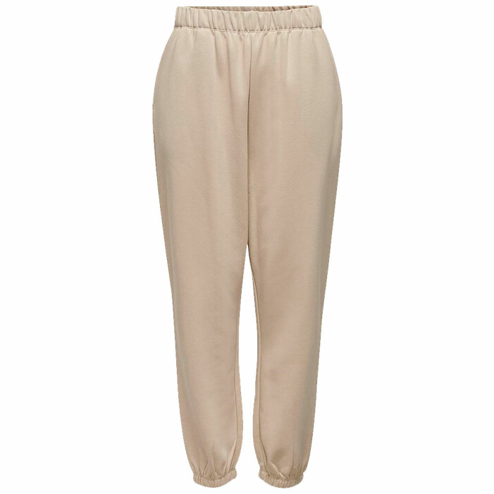 beige joggers only