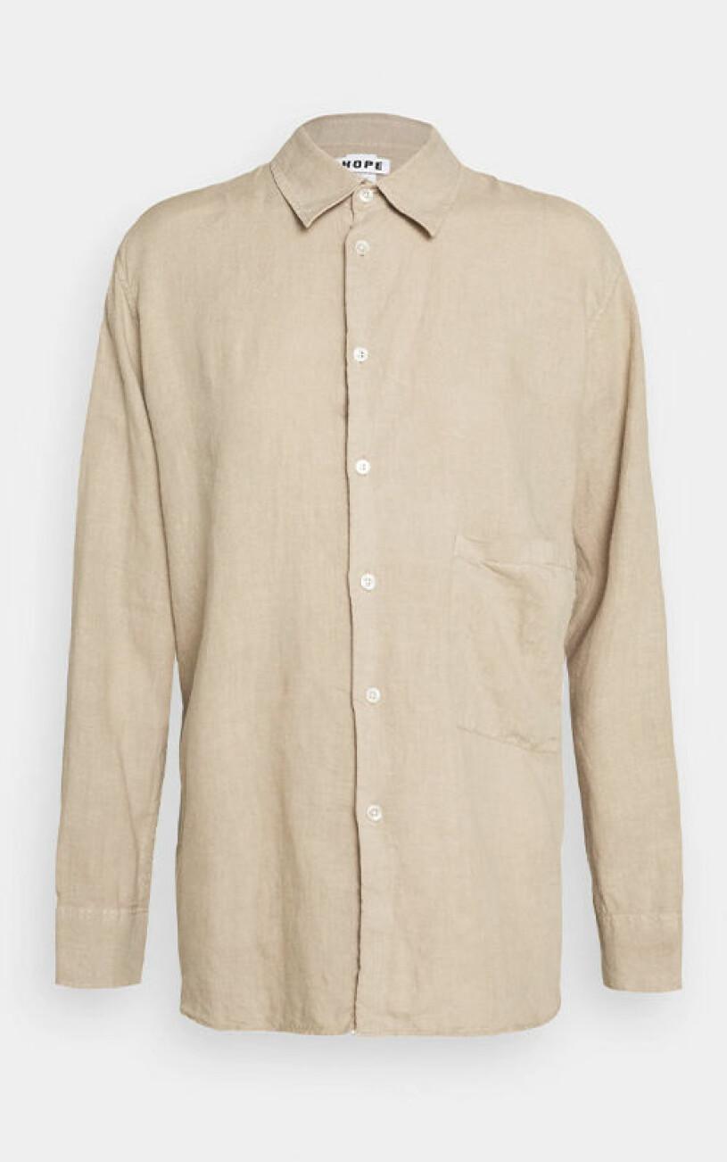beige-skjorta-hope