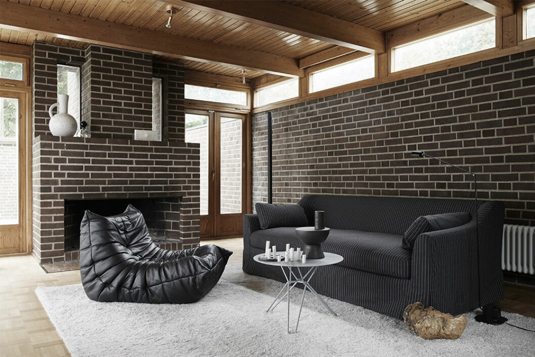 Klädslar till Ikea-soffor i miljövänliga material från Bemz