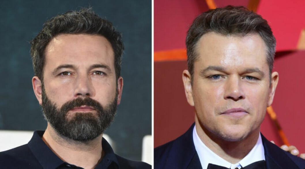 Ben Affleck och Matt Damon