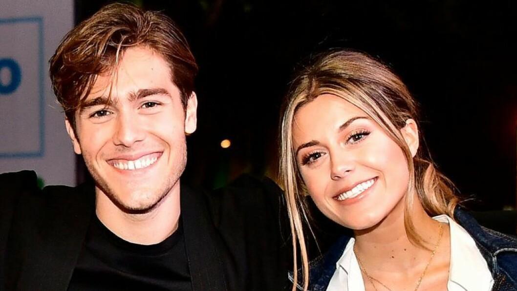 Benjamin och Bianca Ingrosso
