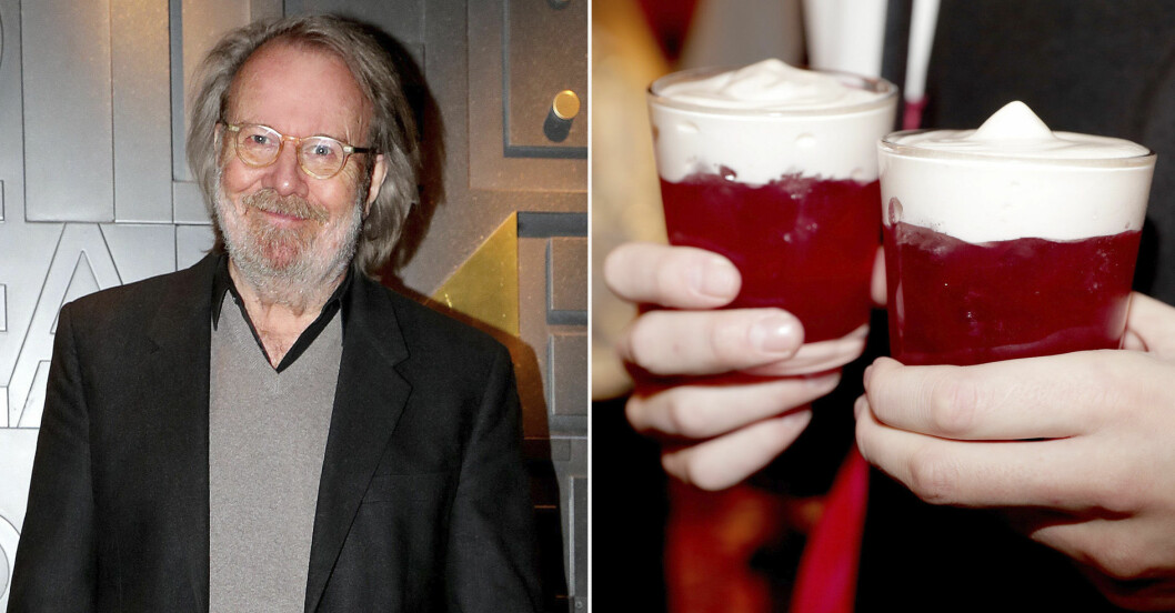 Benny Andersson på Watson's Bar, Hotell Rival