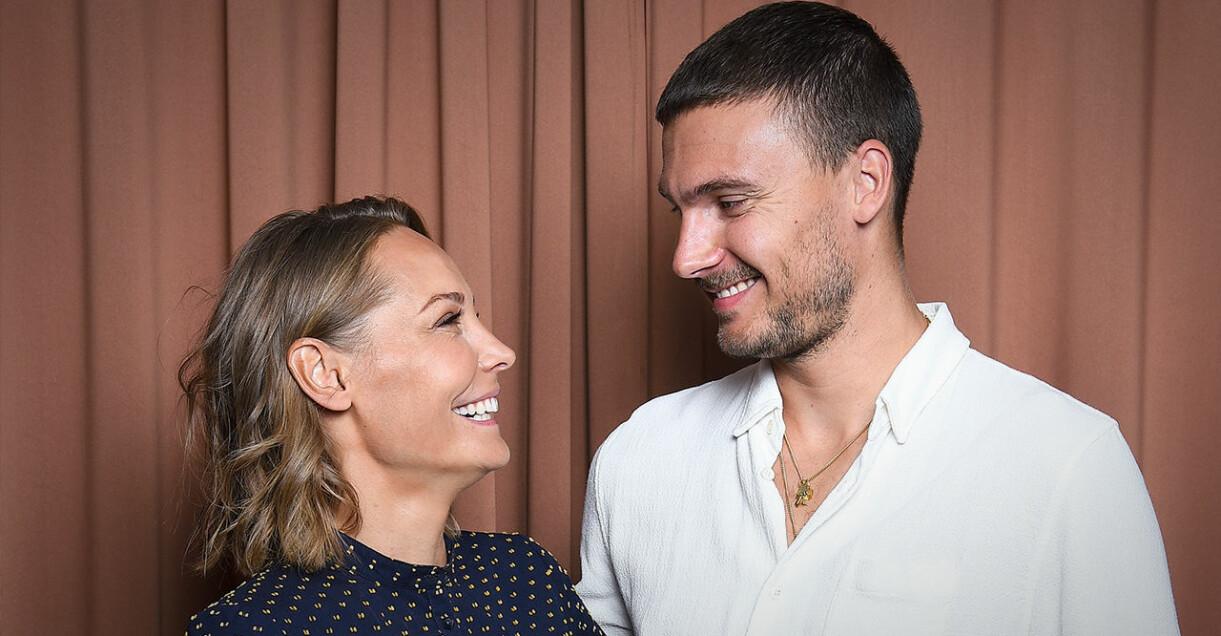 Carina Berg och Erik Berg fick nyligen sitt andra gemensamma barn.