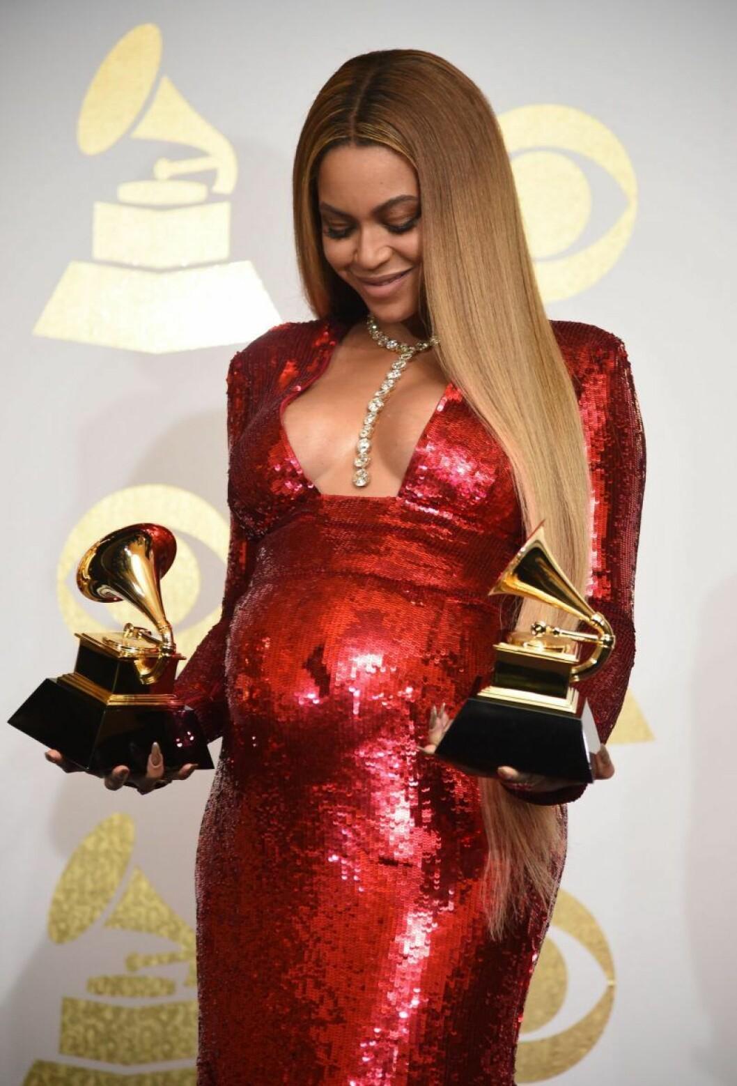 Beyonce gravid 2017