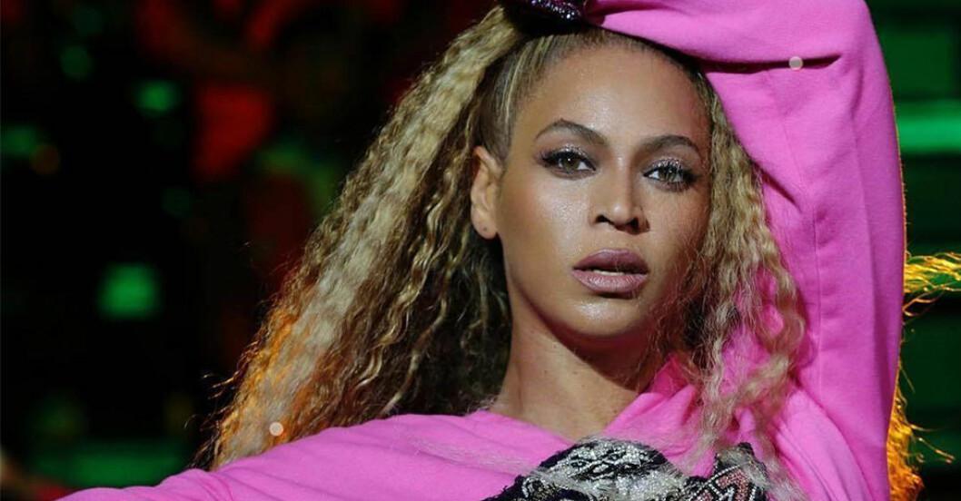 Beyonces egna ord om graviditeterna och förlossningarna och vikthetsen.