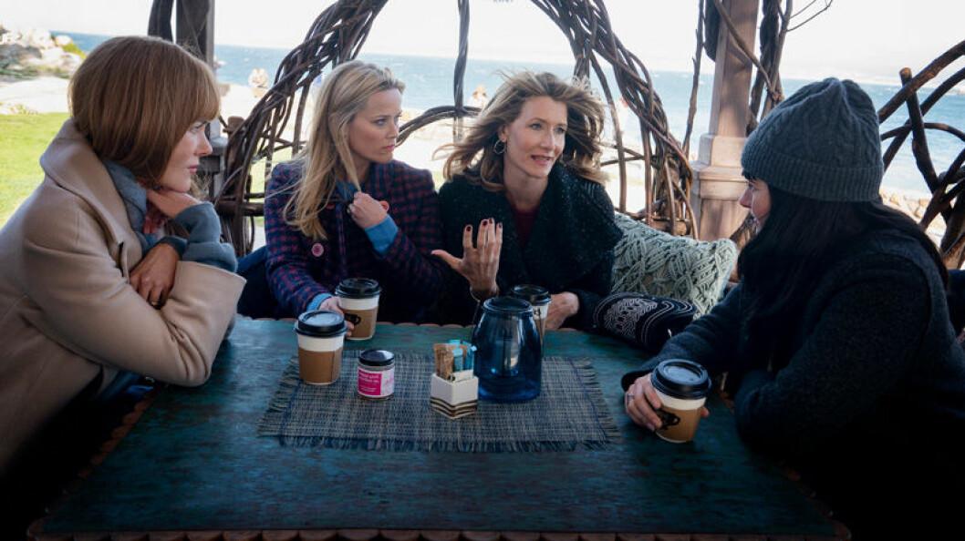 Bonnie, Celeste och de andra mammorna i Big Little Lies säsong 2.