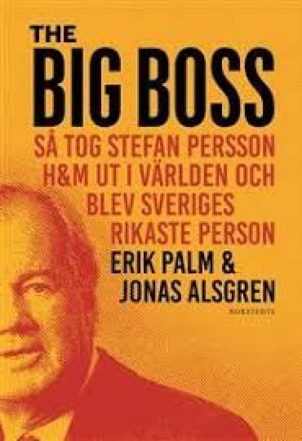 Boken är utgiven på aktade förlaget Norstedts.