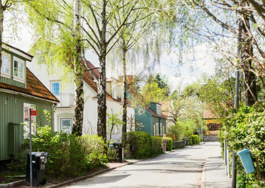 Hus i Enskede